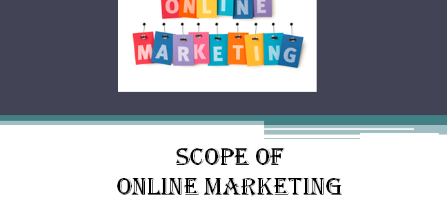 Scope of online marketing in India